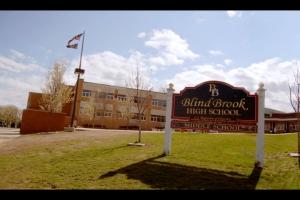 Blind Brook Middle/High School Rye Brook, NY Photo By: Pamela Stern