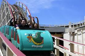 Dragon Coaster at Rye Playland