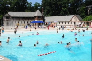 Willson Woods Wave Pool Mount Vernon, NY