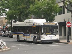 Westchester County Bee Line Bus System Photo Courtesy of: Wikipedia