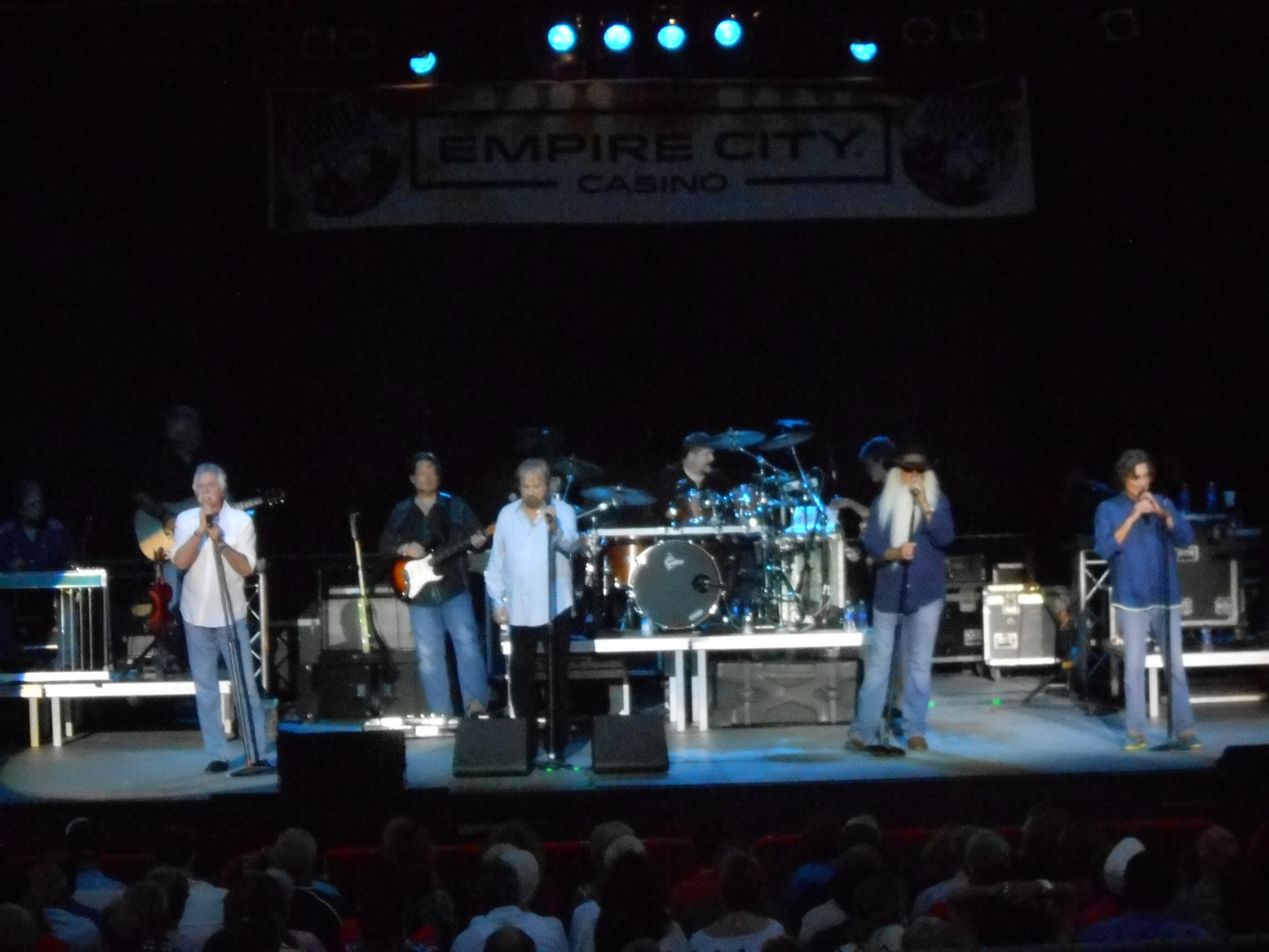 Empire casino yonkers concerts
