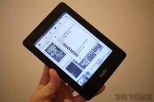 Kindle Photo courtesy of: Rye Free Reading Room
