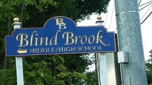 Blind Brook Middle/High School Photo by: Pamela Stern