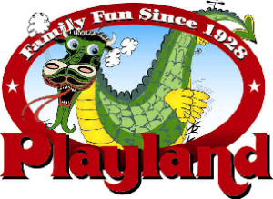Playland Logo Photo courtesy of: wikipedia.org
