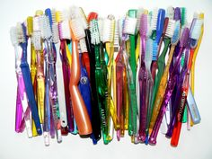 Donate A Toothbrush Photo courtesy of:  www.pinterest.com