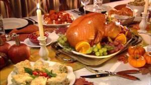 Thanksgiving Day Feast Photo courtesy of: theaveragegirlsguide.com